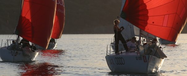 Regattatraining Izola