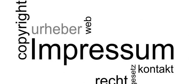 StSV Impressum