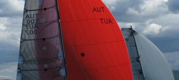 Regattatraining des Steirischen Segelverbandes
