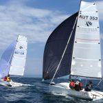Regattatraining des Steirischen Segelverbandes 2017 Izola auf Seascape