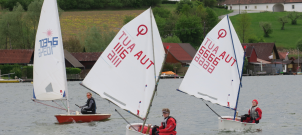 Green Panther Cup 2019 1. Regatta Waldschachersee