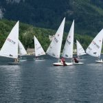 Green Panther Cup 2019 2. Regatta am Grundlsee Downwind Laser